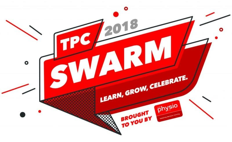 TPC SWARM 2018 – we're opening the doors for the first time ever!